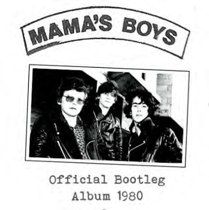 OFFICIAL BOOTLEG ALBUM 1980 - 40TH ANNIVERSARY EDITION