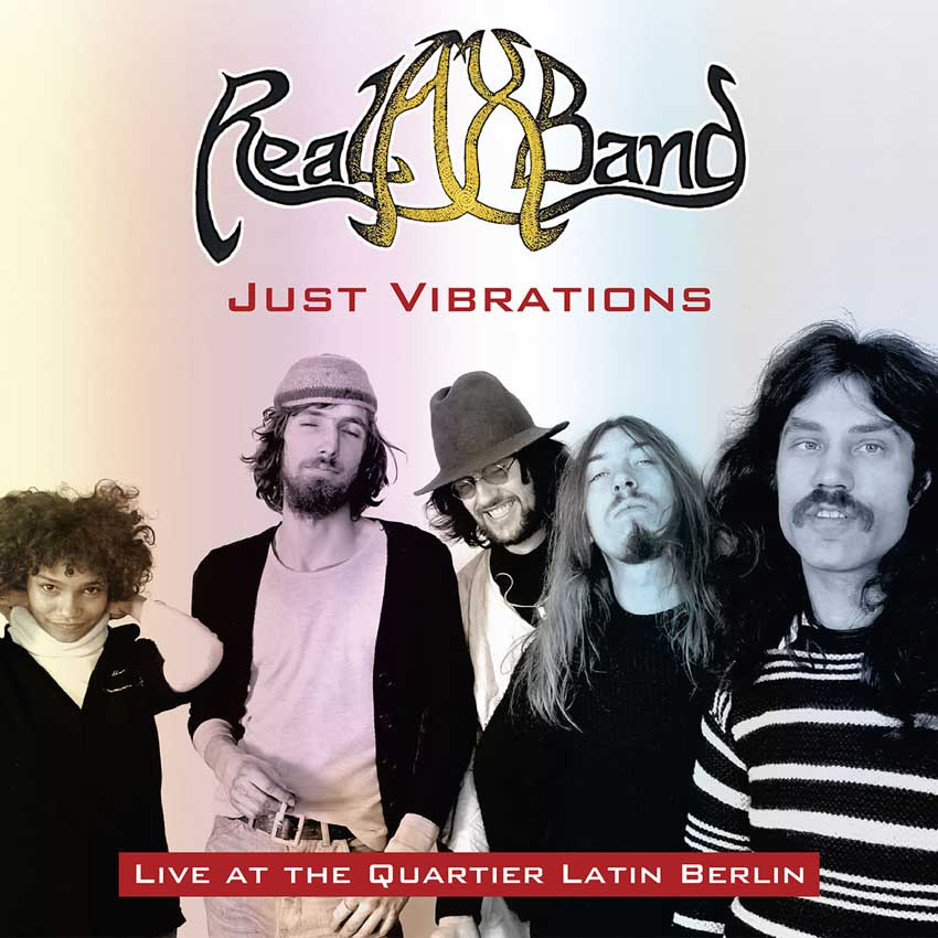 JUST VIBRATIONS - LIVE AT THE QUARTIER LATIN