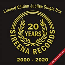 20 YEARS SIREENA JUBILEE SINGLE BOX