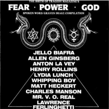 FEAR POWER GOD.
