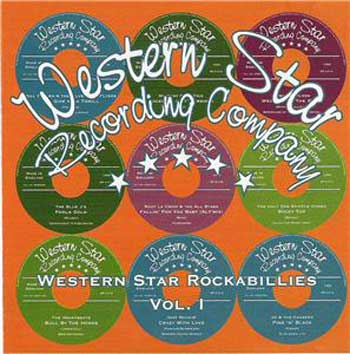 WESTERN STAR ROCKABILLIES VOL 1