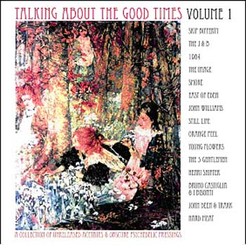 TALKING ABOUT THE GOOD TIMES VOL 1
