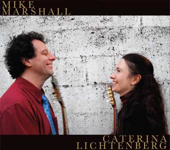 MIKE MARSHALL / CATERINA LITCHENBERG