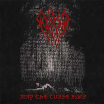 MAY THE CURSE BIND LP