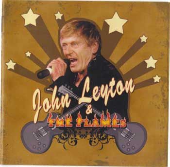 JOHN LEYTON AND THE FLAMES