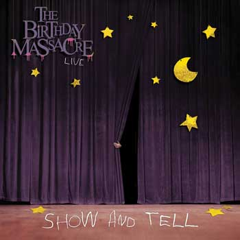 SHOW AND TELL DVD
