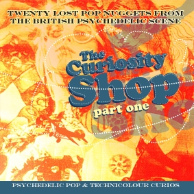 THE CURIOSITY SHOP - PART ONE