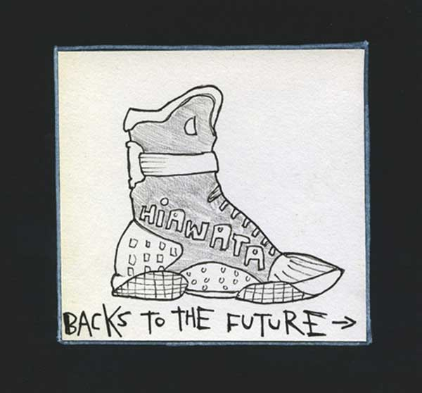 BACKS TO THE FUTURE