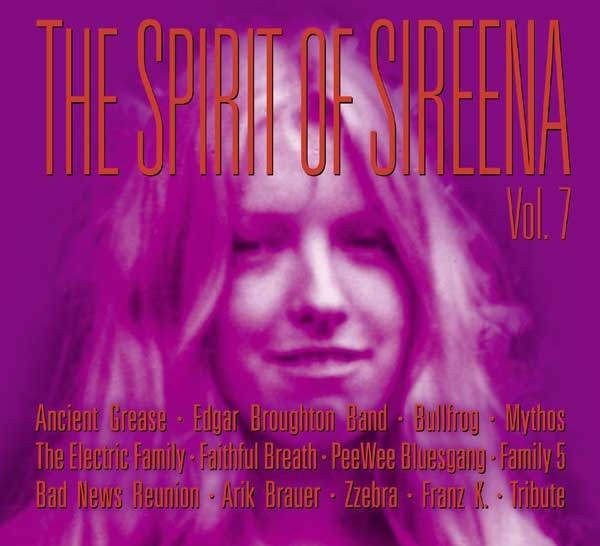 SPIRIT OF SIREENA VOLUME 7