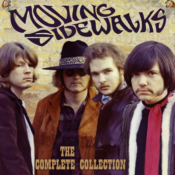THE COMPLETE MOVING SIDEWALKS