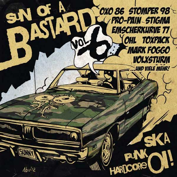 SUN OF A BASTARD VOL 6