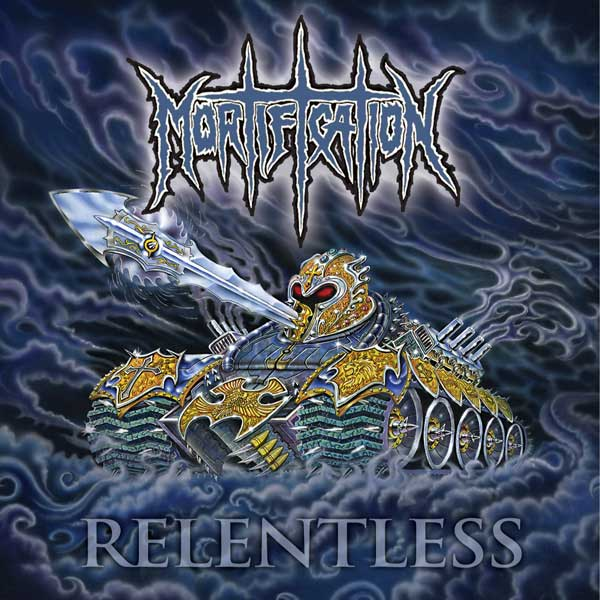 RELENTLESS reissue