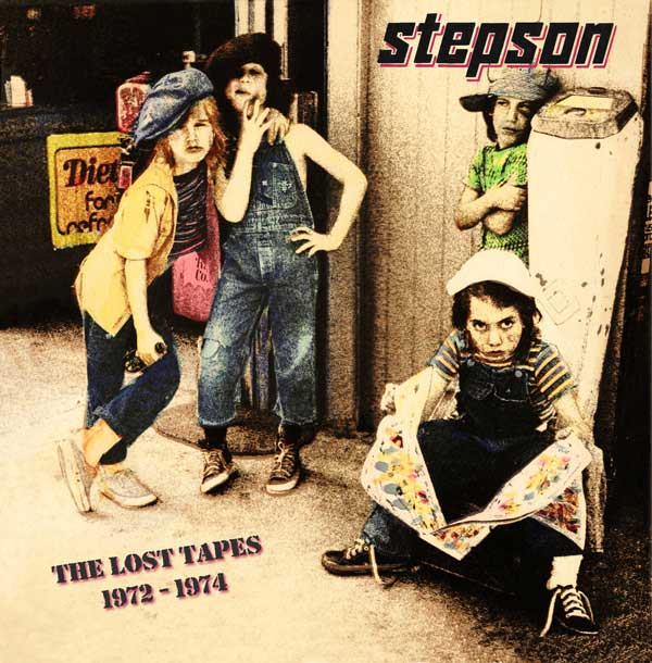 THE LOST TAPES 1972-1974