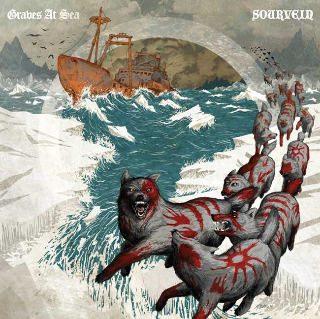 GRAVES AT SEA / SOURVEIN