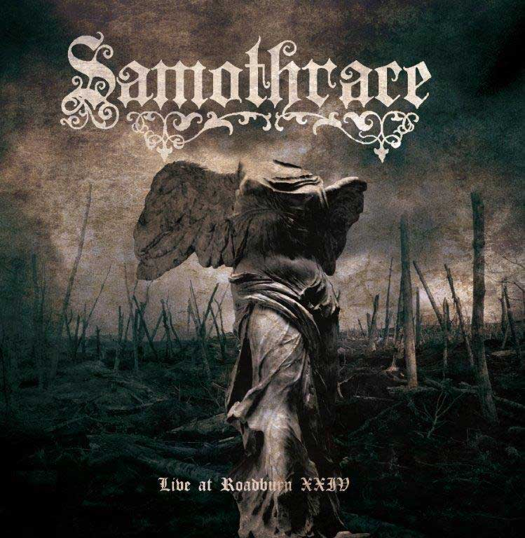 SAMOTHRACE - LIVE AT ROADBURN - 2014