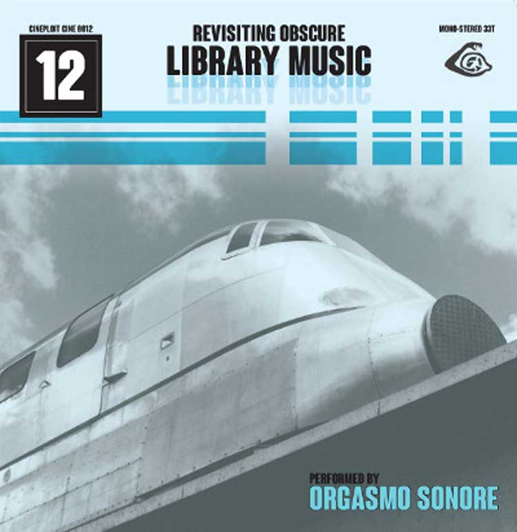 REVISITING OBSCURE LIBRARY MUSIC - LP