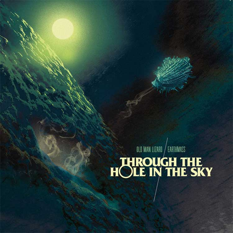 THROUGH THE HOLE IN THE SKY