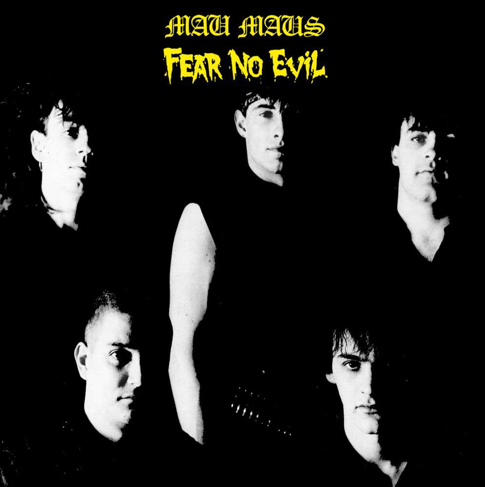 FEAR NO EVIL - LP
