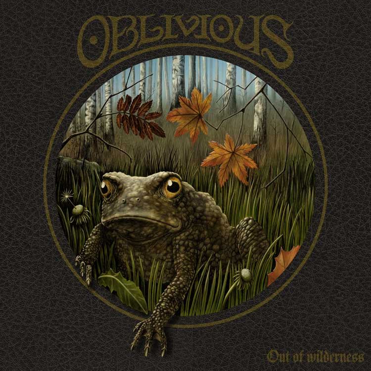 OUT OF WILDERNESS - LP