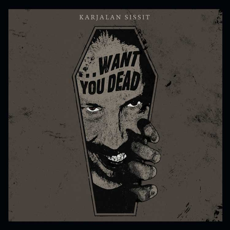 WANTS YOU DEAD