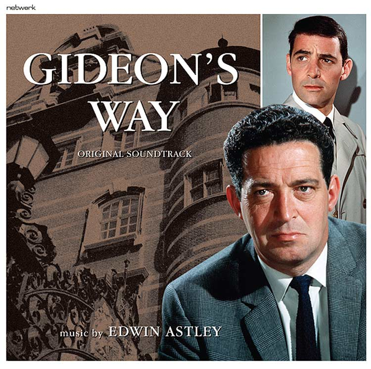 GIDEONS WAY - OST - LP