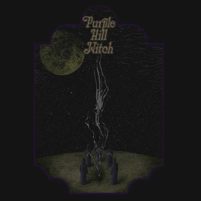 PURPLE HILL WITCH - LP