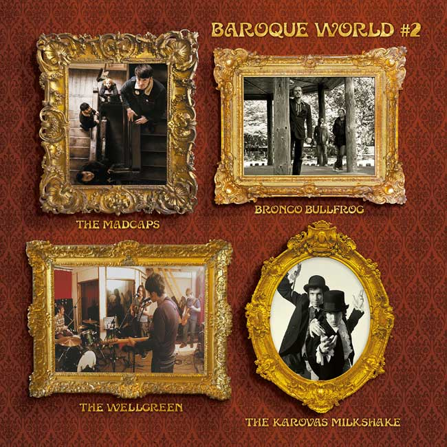 BAROQUE WORLD VOL 2