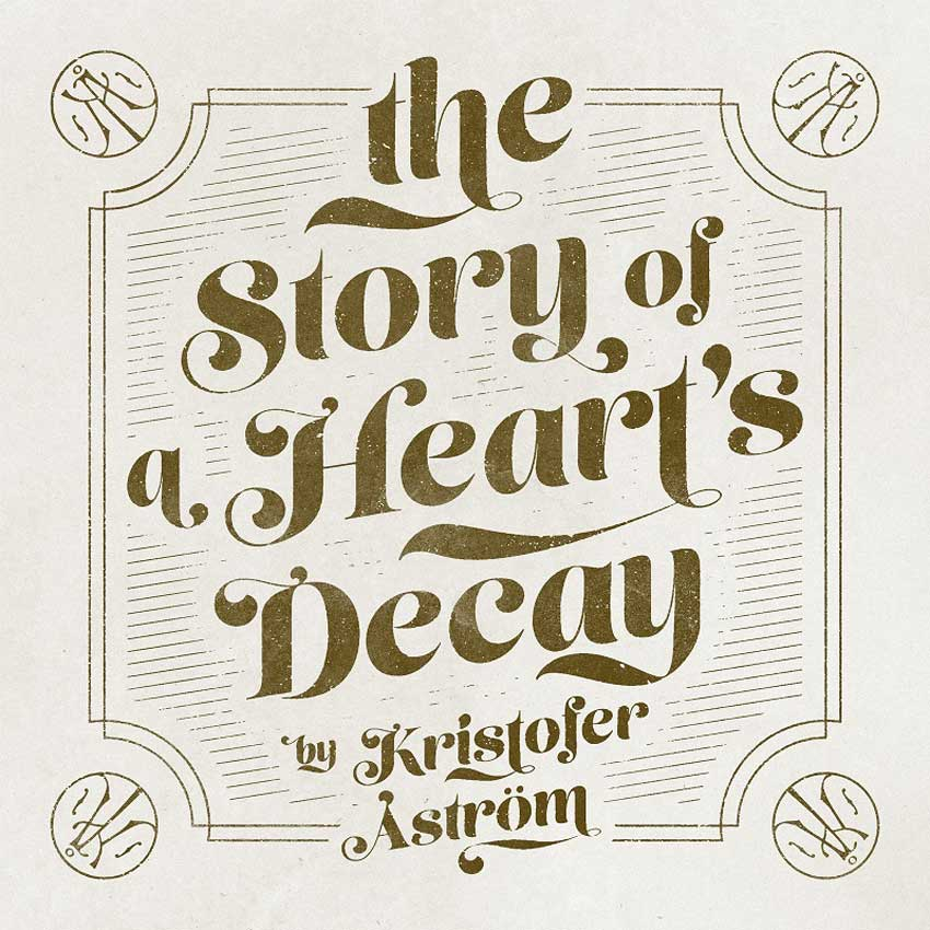 The story of a heart's decay - lp