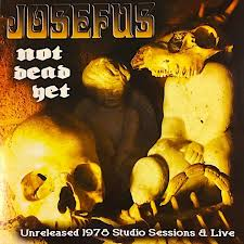 NOT DEAD YET: UNRELEASED 1978 STUDIO SESSIONS & LIVE