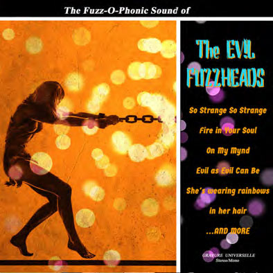 THE FUZZ-O-PHONIC SOUND OF