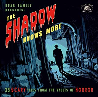 THE SHADOW KNOWS MORE 35 scary tales from the vaults of horror