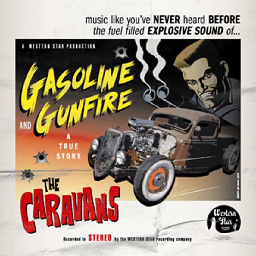 Gasoline & Gunfire